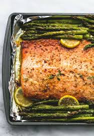 Keto Parmesan Crusted Salmon