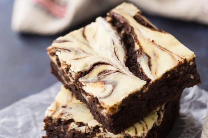 Easy Keto Cheesecake brownies